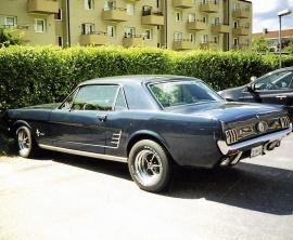 Ford Mustang Bigblock