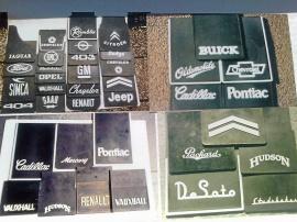 Gummistänkskydd Opel, Datsun, Ryska, USA, m.m.