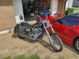 Harley-Davidson Wideglide FXDWG