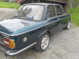 BMW 1802 fint skick