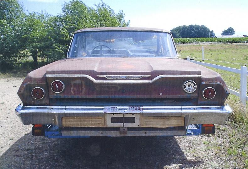 mobile_Chevrolet Bel Air