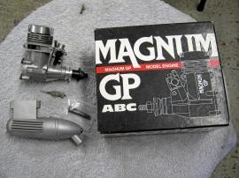 Glödstiftsmotor/Modellmotor