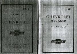 Handböcker Cheva