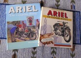 2 st böcker om Ariel