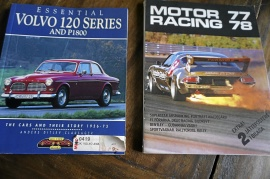 VOLVO 120 series & P1800  MOTORRACING 77-78