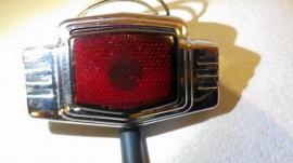 Pontiac -41 baklampor Firebird -79instruktionsbok