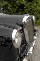 Mercedes 180 Bulle