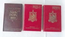 Årsbok och almanacka