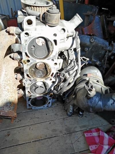 Volvo B21E Topplock