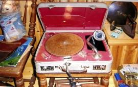Resegrammofon 50-talare