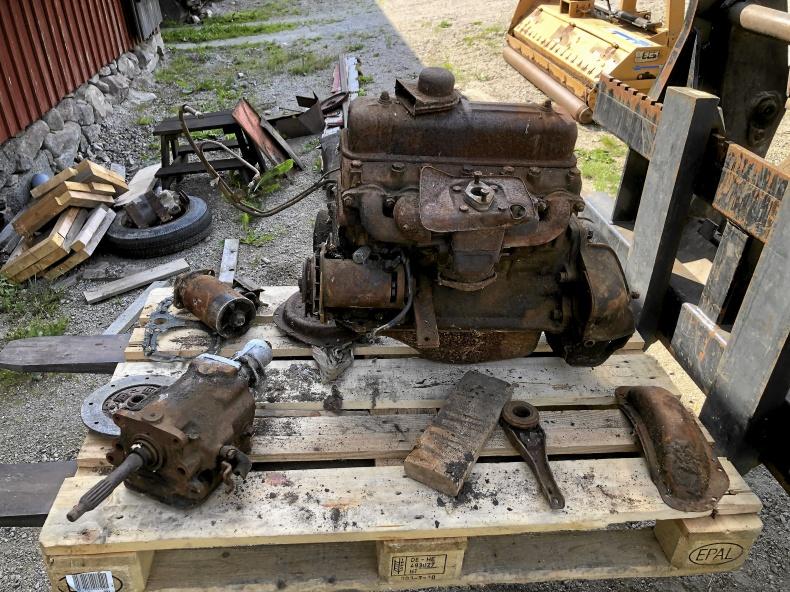 Opel-motor