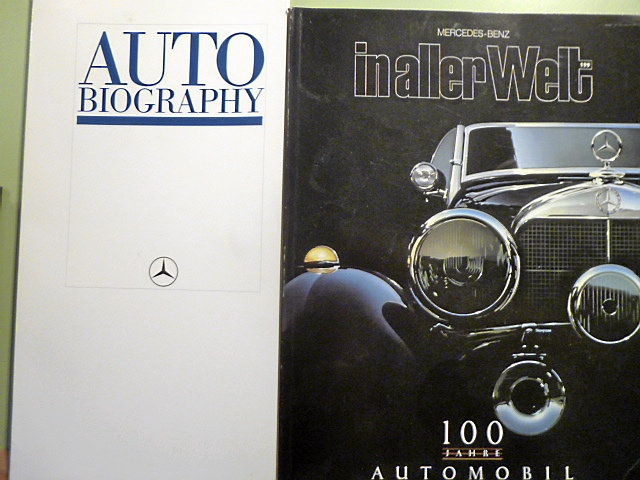MERCEDES-BENZ LITTERATUR