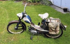 Monark moped