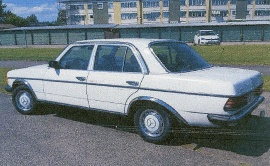 Mercedes -Benz 200