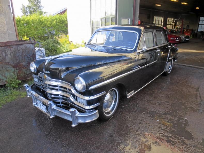 Chrysler Windsor C45W