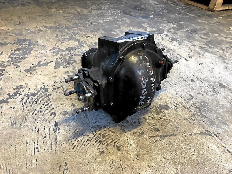 Komplett diff 3,54:1 med spärr Aston Martin V8 V