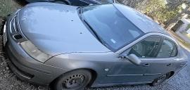 Saab 9-3 Linear sportsedan nya krossen