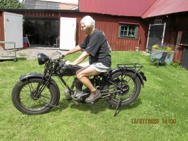 Triumph 500 cc