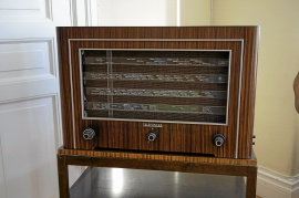 "Telfunken radio ""Stålrörssuper 898 WK"""