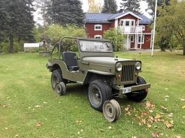 Willys Jeep CJ 3B