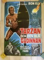 Bioaffisch Tarzan