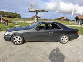 Mercedes-Benz 600sec 93a v12
