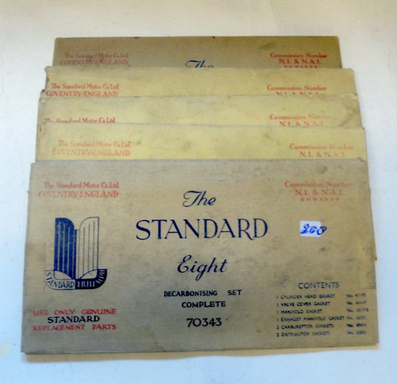 Standard Eight