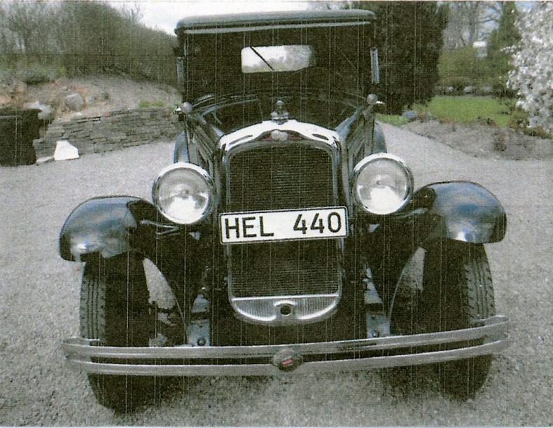 Pontiac 6 Sedan