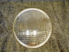 Strålkastarglas Bagge