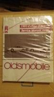 Oldsmobile Cutlass Supreme 1991 reparationshandbok