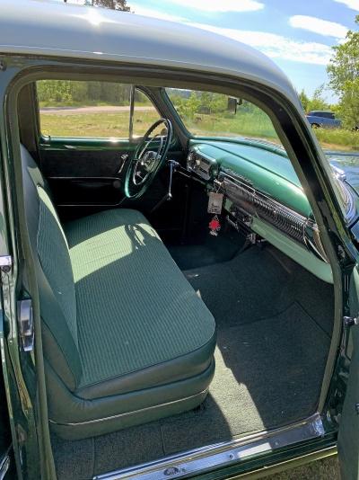 Chevrolet Bel Air 4-dörrars sedan