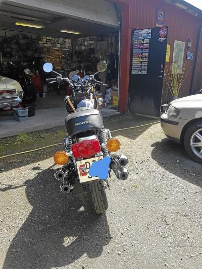 Honda CB 750K