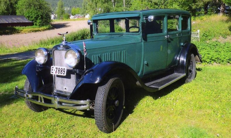 Dodge Six 4-dr.
