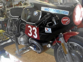 BMW 1000 cc Road Racing-hoj