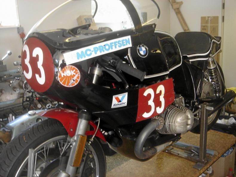 BMW 1000 cc Road Racing-hoj