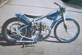Jawa 890 ESO 500 cc