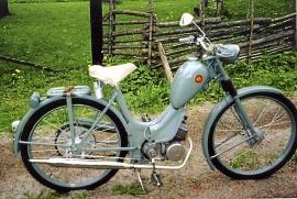 Kreidler K50