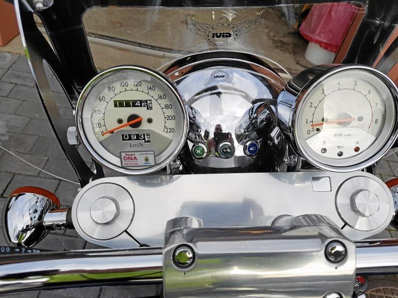 Honda F6C Valkyria