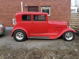 Ford Tudor Hot Rod