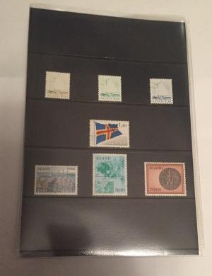 Åländska frimärken
