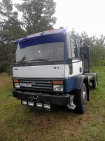 Ford Cargo tipper