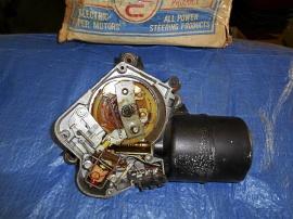 Renoverad torkarmotor 1963-64 GM