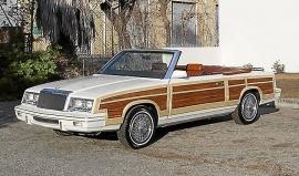 Chrysler LeBaron Mark Cross Edition