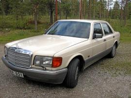Mercedes 300 SE