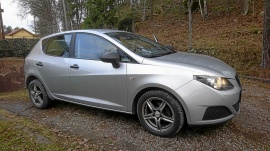 Seat Ibiza 1.9 Eco-TDi Sparbössa 0.45/milen