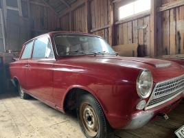 Ford cortina & corsair ladufynd