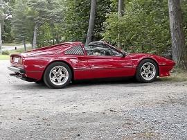 Ferrari 308 GTS Quatrovalvole
