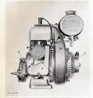 Stationär SACHS-motor