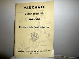 Vauxhall Victor 1962 - 64