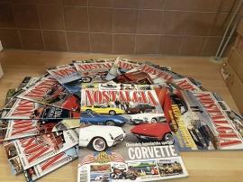 Nostalgia tidningar i nyskick